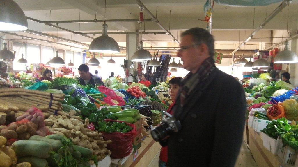 Not Fryarin the Market - Jinan