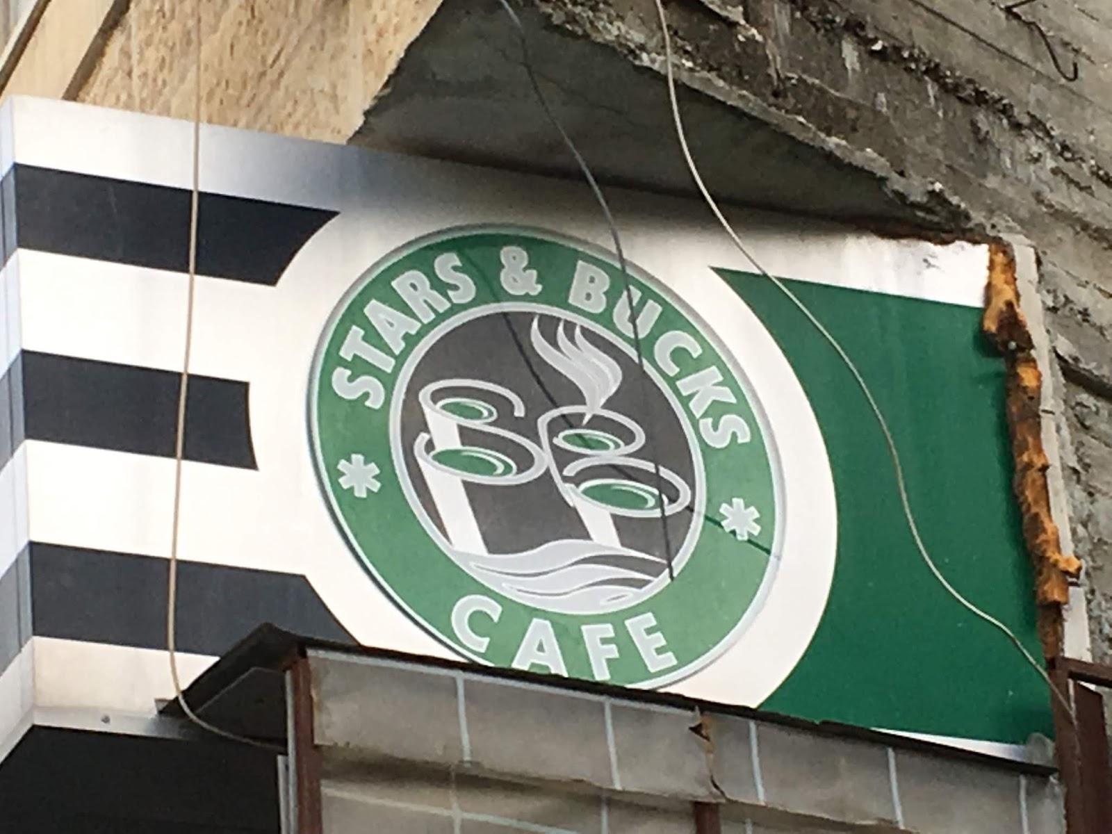 stars and bucks cafe