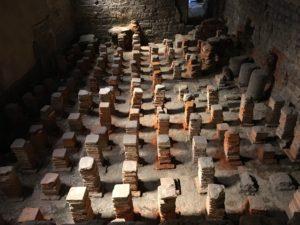 Roman Hot Bath in Bath England