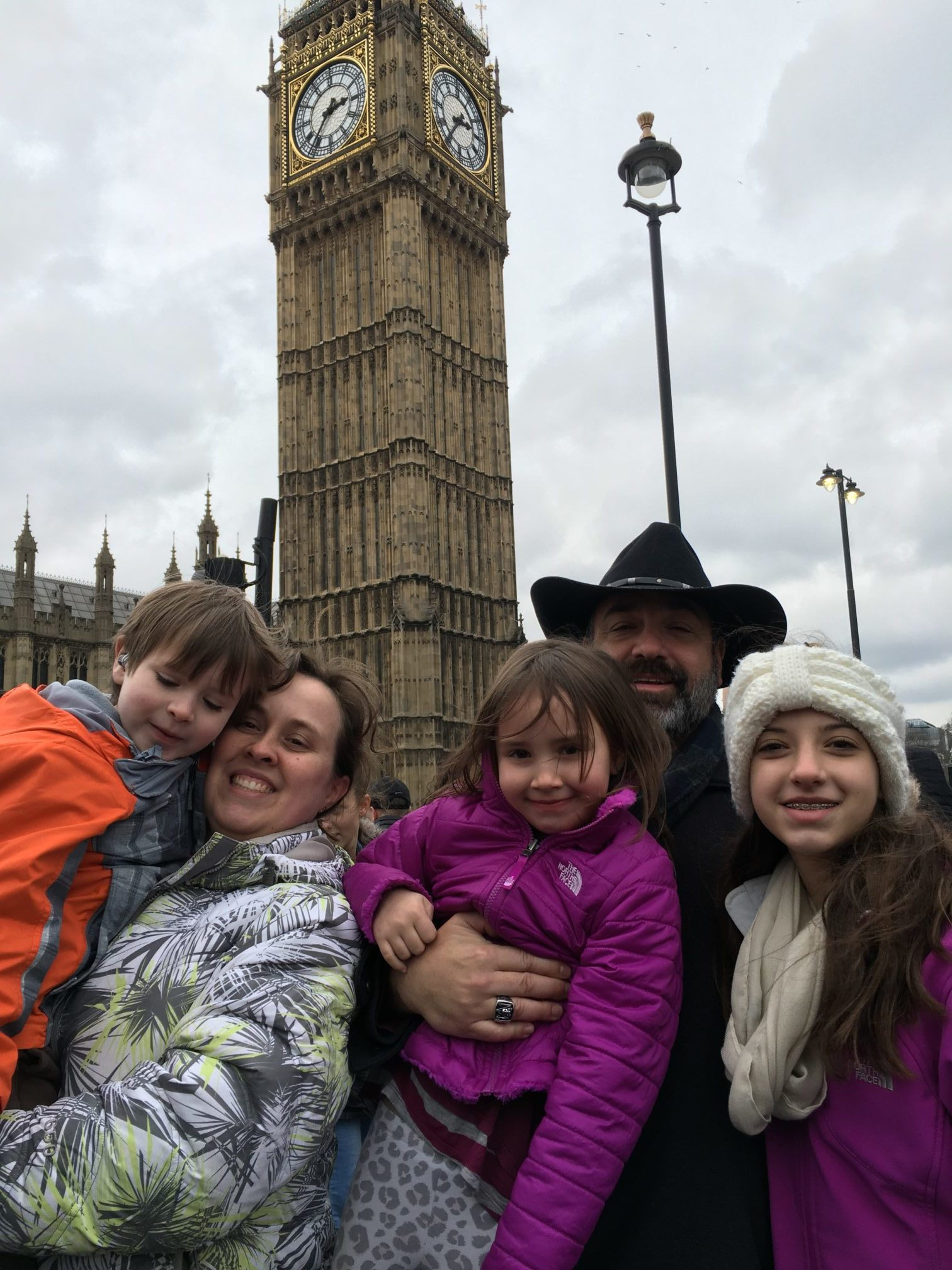 The Fryar's and Big Ben