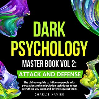 Dark Psychology Master Book Vol. 2